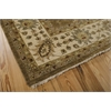 "Nourison Legend Rectangle Rug  By Nourison, Chocolate, 7'9"" X 9'9"""