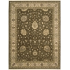 "Legend Rectangle Rug By, Chocolate, 8'6"" X 11'6"""