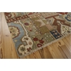 "Legend Rectangle Rug By, Multicolor, 7'9"" X 9'9"""