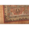 "Living Treasures Rectangle Rug By, Multicolor, 7'6"" X 9'6"""