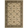 "Living Treasures Rectangle Rug By, Beige, 5'6"" X 8'3"""