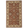 "Nourison Living Treasures Rectangle Rug  By Nourison, Rust, 2'6"" X 4'3"""