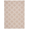 Nourison Linear Rectangle Rug  By Nourison, Beige, 5' X 7'