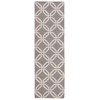 "Nourison Linear Runner Rug  By Nourison, Silver, 2'3"" X 7'6"""