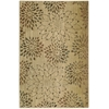 Radiant Impression Beige Area Rug