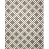 Linear Grey/Ivory Area Rug
