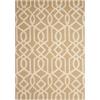 Linear Sand/Ivory Area Rug