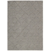 Nourison Lunette Rectangle Rug  By Nourison, Silver, 5' X 7'6""
