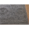 "Nourison Luminance Rectangle Rug  By Nourison, Graphite, 7'6"" X 10'6"""