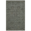 "Nourison Luminance Rectangle Rug  By Nourison, Graphite, 3'5"" X 5'5"""