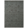 "Nourison Luminance Rectangle Rug  By Nourison, Graphite, 5'3"" X 7'5"""
