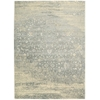 Luminance Silver Area Rug