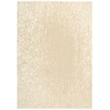 "Luminance Rectangle Rug By, Cream, 5'3"" X 7'5"""