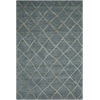 Lunette Denim Area Rug
