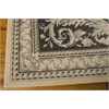 "Nourison Ma02 Platine Rectangle Rug  By Nourison, Ivory, 7'6"" X 10'6"""