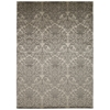 "Ma02 Platine Rectangle Rug By, Ecru, 7'6"" X 10'6"""