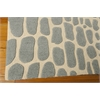 "Ma04 Zambiana Rectangle Rug By, Aqua, 5'3"" X 7'4"""