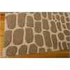 "Nourison Ma04 Zambiana Rectangle Rug  By Nourison, Beige, 5'3"" X 7'4"""