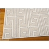 "Nourison Ma05 Glistening Nights Rectangle Rug  By Nourison, Beige, 5'3"" X 7'6"""