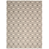 "Nourison Ma05 Glistening Nights Rectangle Rug  By Nourison, Beige, 7'9"" X 10'6"""