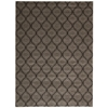 "Nourison Ma05 Glistening Nights Rectangle Rug  By Nourison, Grey, 7'9"" X 10'6"""