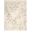 "Ma05 Glistening Nights Rectangle Rug By, Ivory, 7'9"" X 10'6"""
