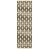 "Bbl3 Maze Runner Rug By, Bark, 2'3"" X 8'"