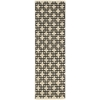 "Bbl3 Maze Runner Rug By, Midnight, 2'3"" X 8'"
