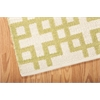 "Bbl3 Maze Rectangle Rug By, Moss, 5'3"" X 7'5"""