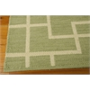 "Nourison Bbl3 Maze Rectangle Rug  By Nourison, Lemon Grass, 5'3"" X 7'5"""