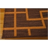 "Bbl3 Maze Rectangle Rug By, Paris, 5'3"" X 7'5"""