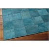 "Bbl4 Medley Rectangle Rug By, Sky, 5'3"" X 7'5"""