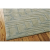 "Nourison Moda Rectangle Rug  By Nourison, Breeze, 7'6"" X 9'6"""
