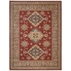 "Nourison Maymana Rectangle Rug  By Nourison, Red, 7'10"" X 10'10"""