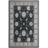 Maymana Charcoal Area Rug