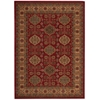 Maymana Red Area Rug