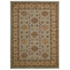 "Maymana Rectangle Rug By, Sky, 5'3"" X 7'4"""