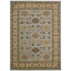 "Nourison Maymana Rectangle Rug  By Nourison, Sky, 7'10"" X 10'10"""