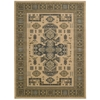 "Nourison Maymana Rectangle Rug  By Nourison, Camel, 7'10"" X 10'10"""