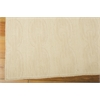 "Nourison Nepal Rectangle Rug  By Nourison, Bone, 5'3"" X 7'5"""