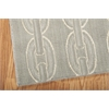 "Nepal Rectangle Rug By, Quartz, 5'3"" X 7'5"""