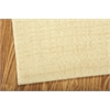 "Nepal Rectangle Rug By, Bone, 5'3"" X 7'5"""