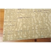 "Nepal Rectangle Rug By, Sand, 5'3"" X 7'5"""