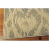 "Nourison Nepal Rectangle Rug  By Nourison, Beige Slate, 5'3"" X 7'5"""