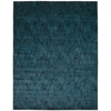 "Nourison Nightfall Rectangle Rug  By Nourison, Peacock, 7'9"" X 9'9"""