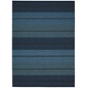 "Nourison Bbl2 Oxford Rectangle Rug  By Nourison, Mediterranean Stripe, 7'9"" X 10'10"""