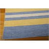 "Nourison Bbl2 Oxford Rectangle Rug  By Nourison, Portside, 5'3"" X 7'5"""