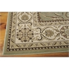 "Persian Crown Rectangle Rug By, Green, 7'10"" X 10'6"""