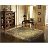 "Nourison Persian Crown Rectangle Rug  By Nourison, Ivory, 5'3"" X 7'4"""