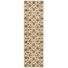 "Nourison Persian Crown Runner Rug  By Nourison, Ivory, 2'2"" X 7'6"""